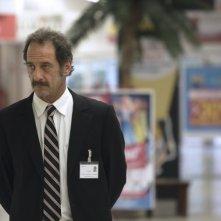 La legge del mercato: il protagonista Vincent Lindon in una scena