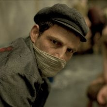 Son of Saul: Géza Röhrig in un'immagine del film