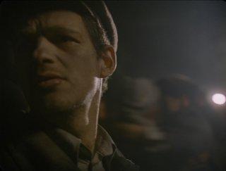 Son of Saul: il protagonista Géza Röhrig in una scena