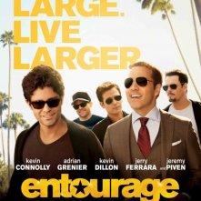 Entourage: il final poster