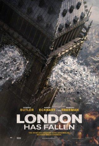 Locandina di London Has Fallen