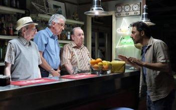 Filippo Timi nella seconda stagione de I delitti del Bar Lume
