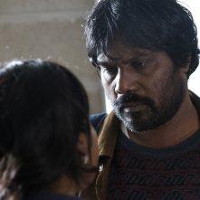 Dheepan - Una nuova vita: Antonythasan Jesuthasan in un primo piano tratto dal film drammatico
