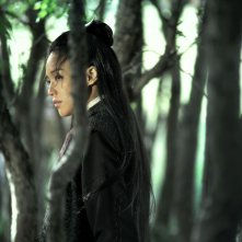 The Assassin: Shu Qi in un momento del film
