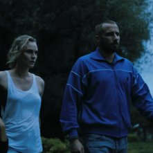 Maryland: Matthias Schoenaerts e Diane Kruger in una sequenza del film di Alice Winocour