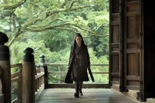 The Assassin: Shu Qi in una scena del film nei panni di Nie Yinniang