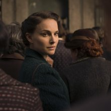 A Tale of Love and Darkness: Natalie Portman in una sequenza del film
