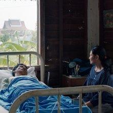 Cemetery of Splendour: una scena del film di Apichatpong Weerasethakul