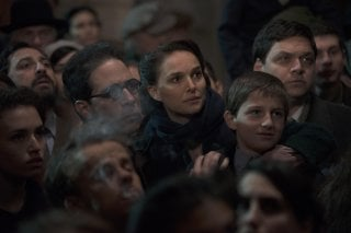 A Tale of Love and Darkness: Natalie Portman in una scena del suo film