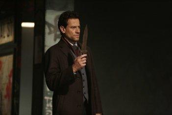 Forever: l'attore Ioan Gruffudd in un'immagine tratta dall'episodio The Last Death of Henry Morgan