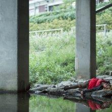 Madonna: una drammatica immagine del film di Shin Su-won