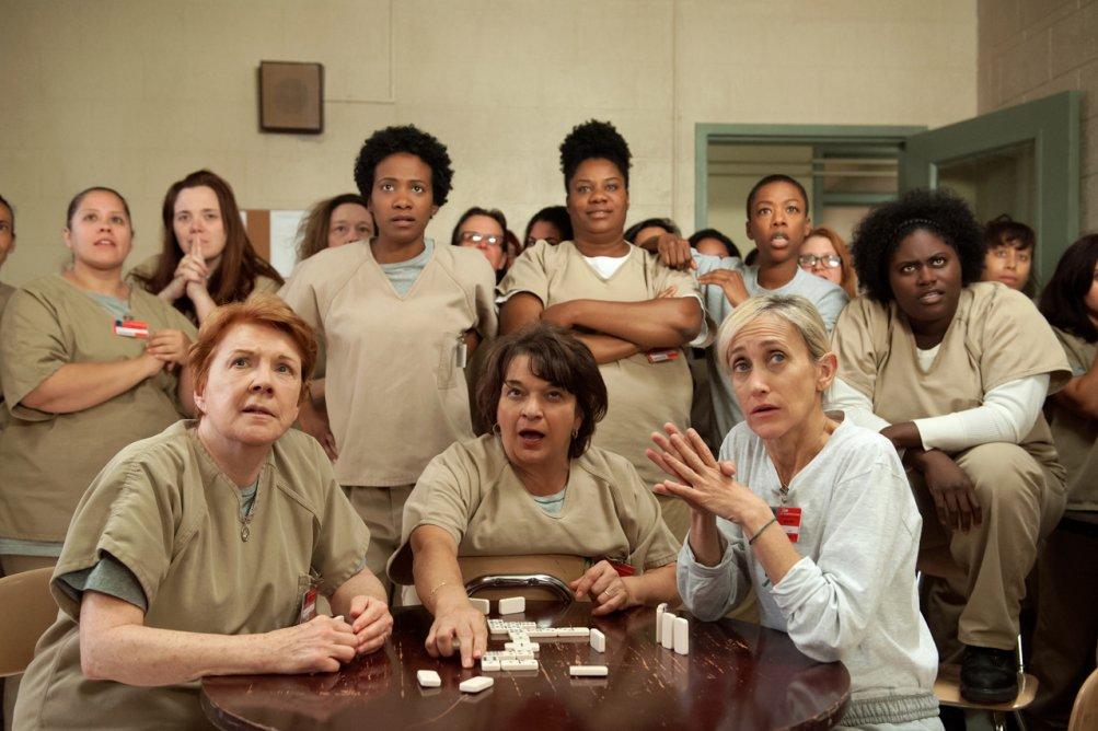 Orange is the New Black: una simpatica foto di gruppo del cast della terza stagione