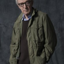 Irrational Man: il regista Woody Allen in una foto promozionale