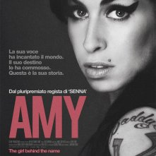 Locandina di Amy - The Girl Behind the Name