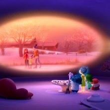 Inside Out: un'immagine del film animato