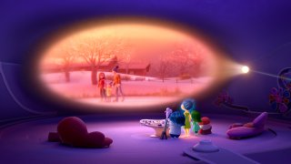 Inside Out: un'immagine del film animato
