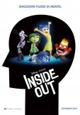 Teaser poster italiano di Inside Out
