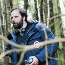 The Lobster: il regista Yorgos Lanthimos sul set del film