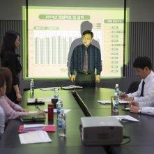 Office: una scena del film