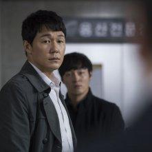 Office: Park Sung-Woong in una scena del film