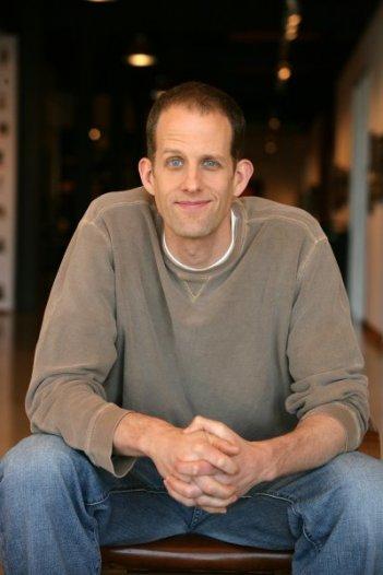 Inside Out: il regista Pete Docter in una foto promozionale
