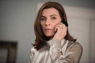 The Good Wife: Julianna Margulies interpreta Alicia in Wanna Partner?