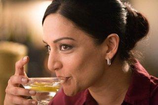 The Good Wife: un primo piano dell'attrice Archie Panjabi