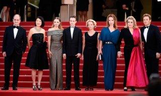 Cannes 2015: Emmanuelle Bercot e il cast del suo film Standing Tall