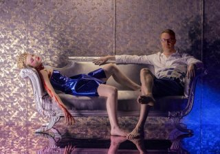 The Neon Demon: il regista Nicolas Winding Refn sul set