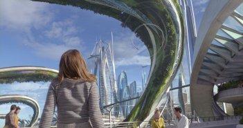 Tomorrowland - Il mondo di domani: un'immagine spettacolare tratta dal film fantascientifico