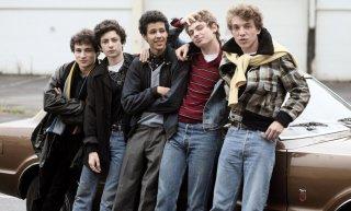 My Golden Years: una foto di gruppo per il film di Arnaud Desplechin