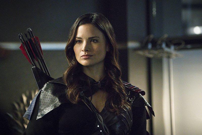 Arrow Season 3 Episode 23 Nyssa Al Ghul