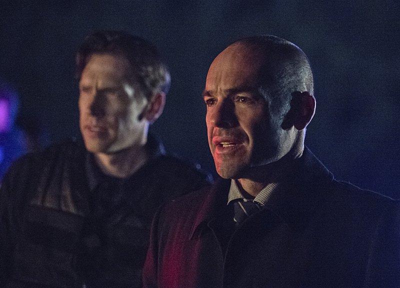 Arrow Season 3 Episode 23 Quentin Lance