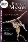 Locandina di L'histoire de Manon