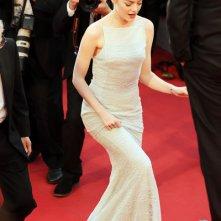 Cannes 2015 - Emma Stone sul red carpet della première di Irrational Man