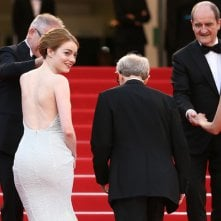 Cannes 2015 - Emma Stone in un'immagine della première di Irrational Man