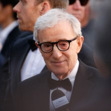 Cannes 2015 - Woody Allen sul red carpet della première di Irrational Man