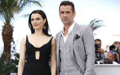 The Lobster: Colin Farrell e Rachel Weisz parlano d'amore e solitudine a Cannes