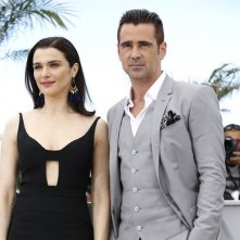 The Lobster: Colin Farrell e Rachel Weisz a Cannes