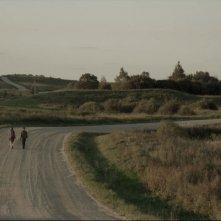 Peace to Us in Our Dreams: un'immagine del film di Sharunas Bartas