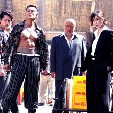 Yakuza Apocalypse: foto collettiva per il film di Takashi Miike