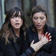 Agents of S.H.I.E.L.D.: Chloe Bennet e Dichen Lachamn in S.O.S.