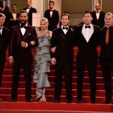 Cannes 2015: Gus Van Sant e i protagonisti di The Sea of Trees sul red carpet