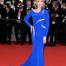 Cannes 2015: Jane Fonda alla première del film The Sea of Trees