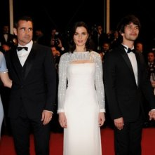 Cannes 2015 - Léa Seydoux, Colin Farrell, Rachel Weisz, Ben Whishaw e Jessica Barden alla première di The Lobster