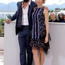 Cannes 2015 - Matthew McConaughey e Naomi Watts durante il photocall del film The Sea of Trees