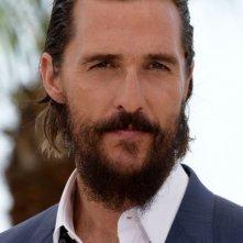 Cannes 2015 - Matthew McConaughey al photocall di The Sea of Trees