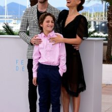 Cannes 2015 - Gilad Kahana e Natalie Portman al photocall A Tale of Love and Darkness