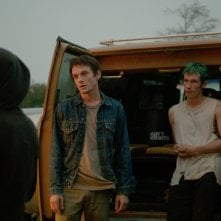 Green Room: una sequenza del film di Jeremy Saulnier