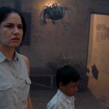 Un mondo fragile: Marleyda Soto in una scena del film